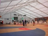 Rental tents - temporary structures for events